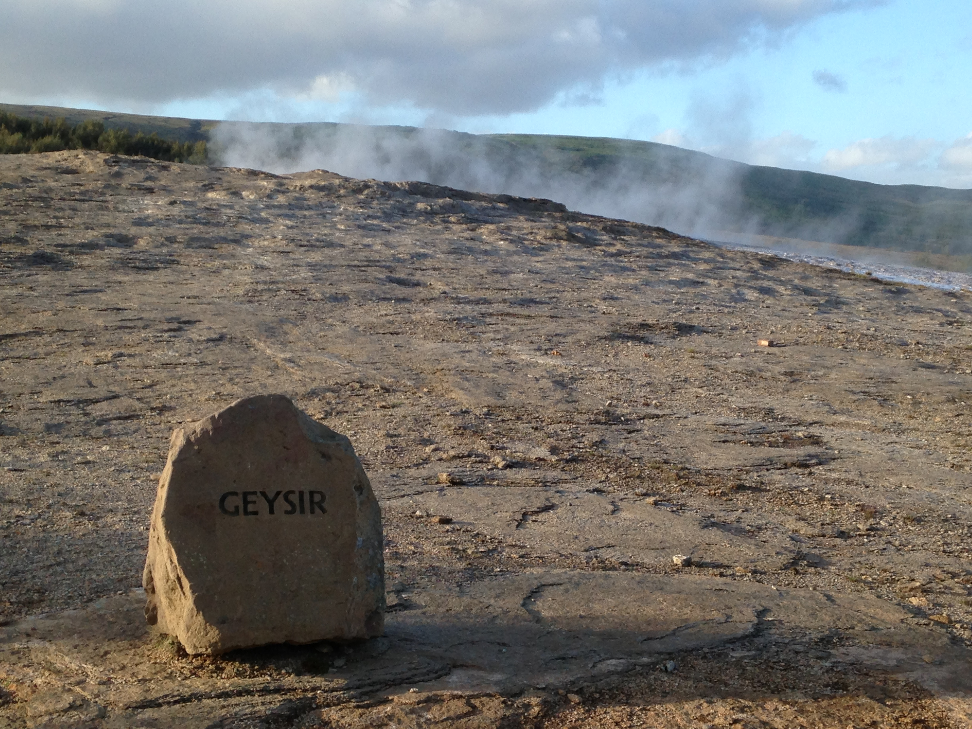 The original Geysir