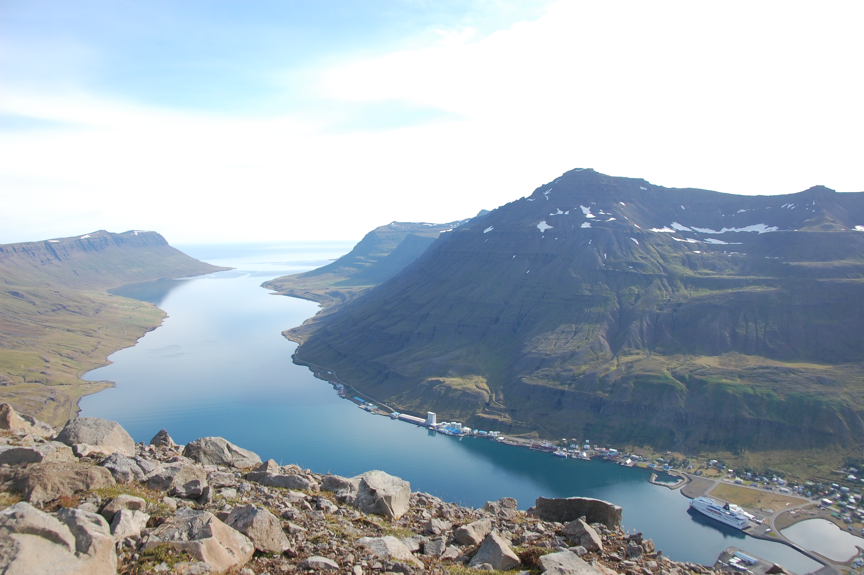 Fjord!