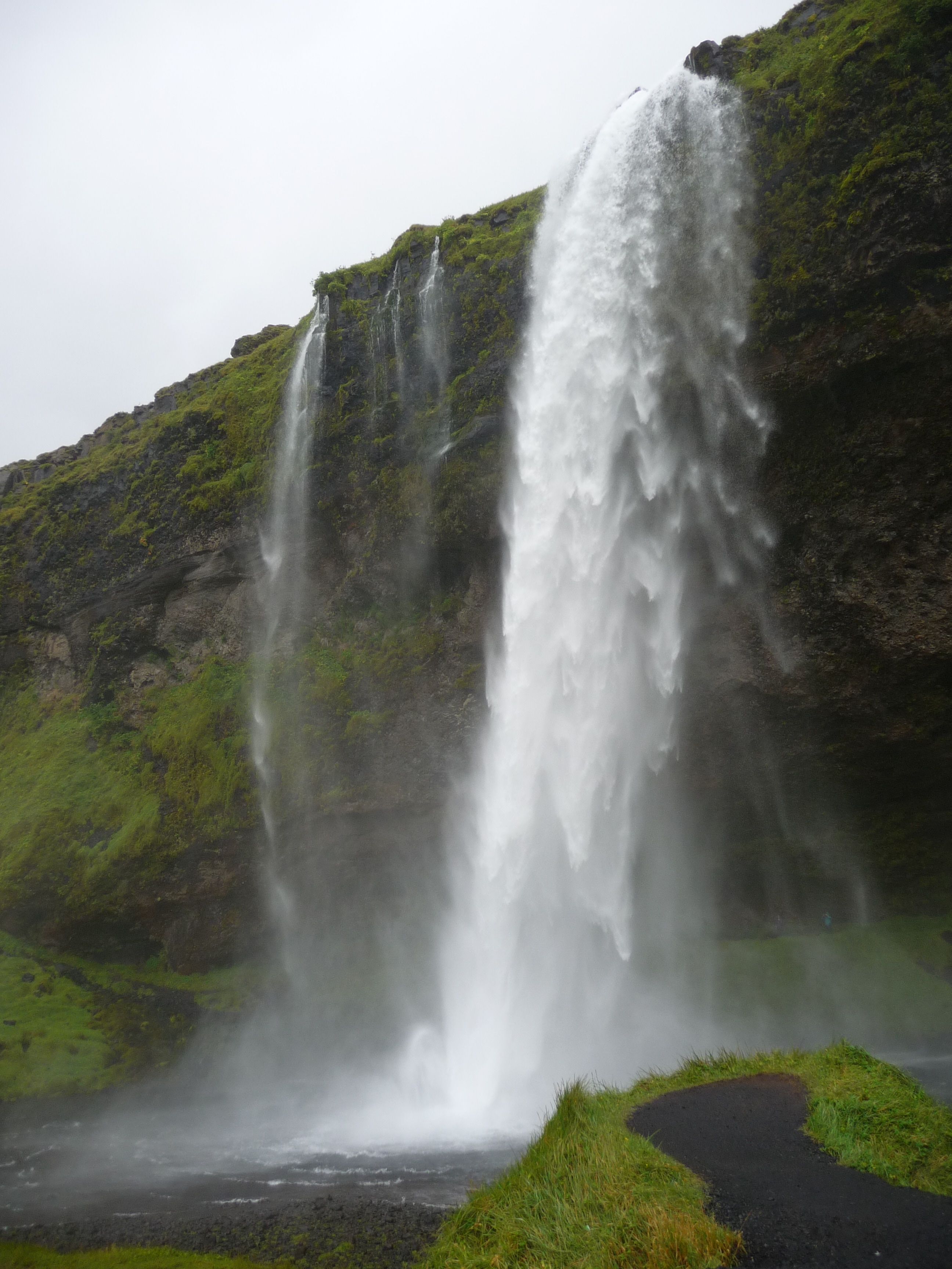 Another waterfall!