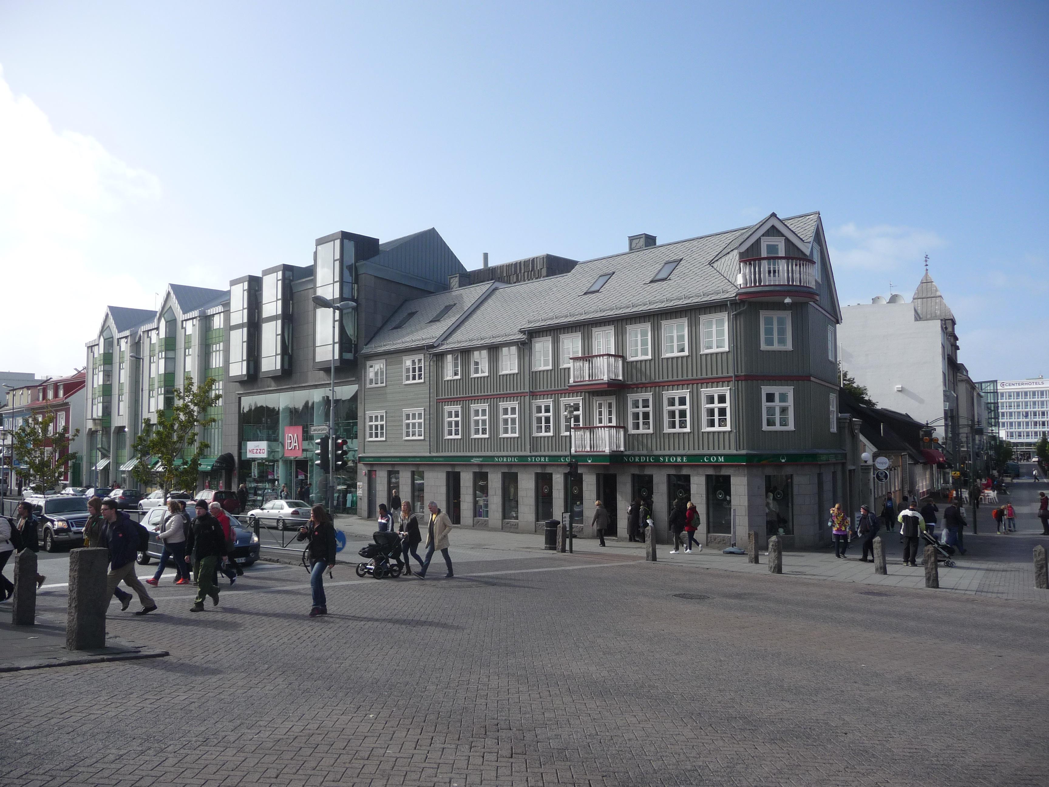 Reykjavik - capital city