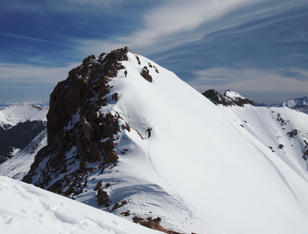 Exploring the Rockies: A Colorado Climbing, Skiing, and