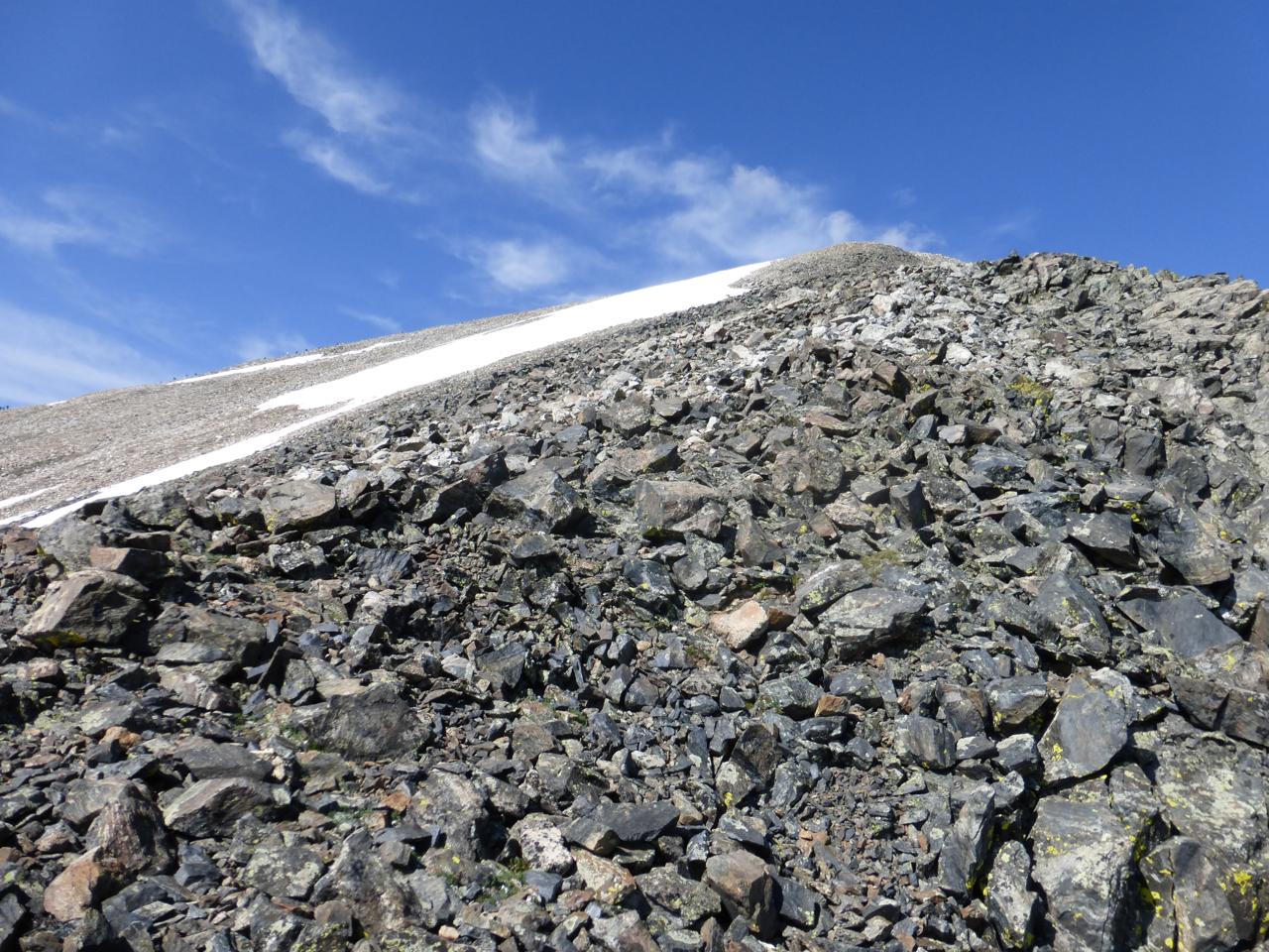 10 Quandary East Ridge