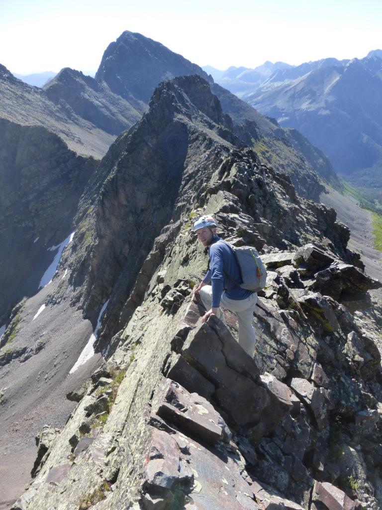 Reversing the ridge on Nine