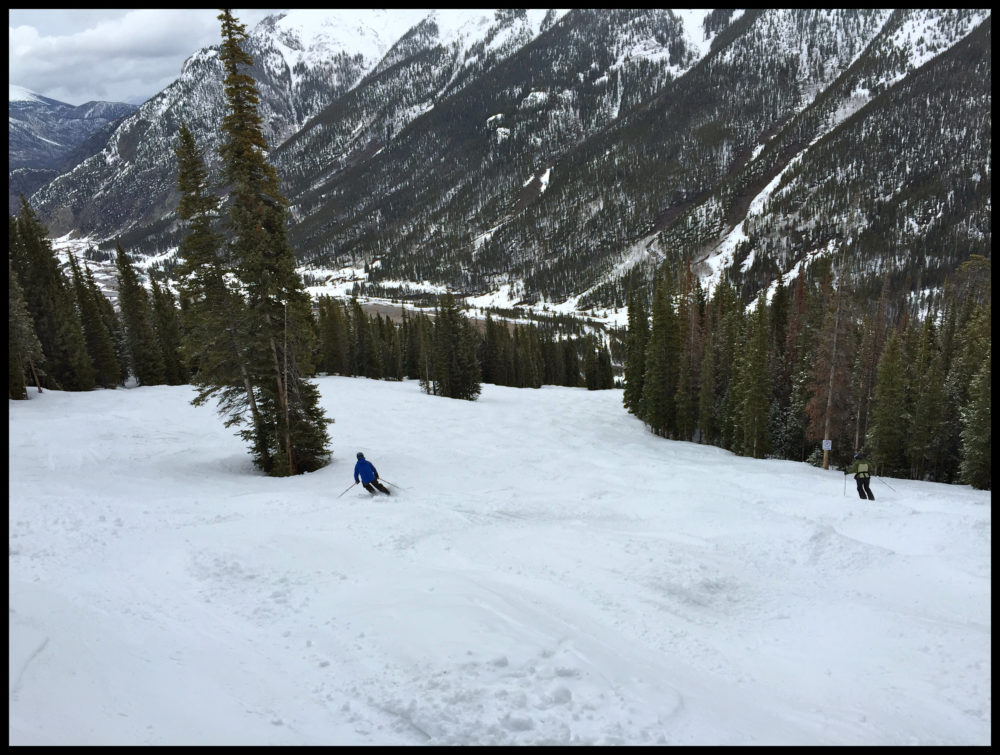 too much copper mountain