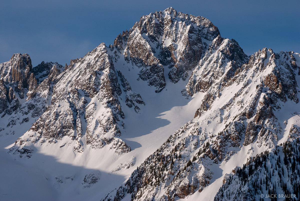 Sneffels North Face Morning