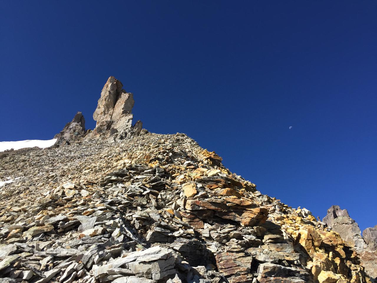 Gilpin loose ridge