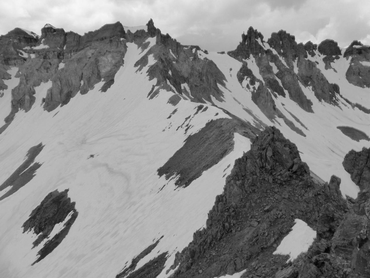 Giplin NE ridge