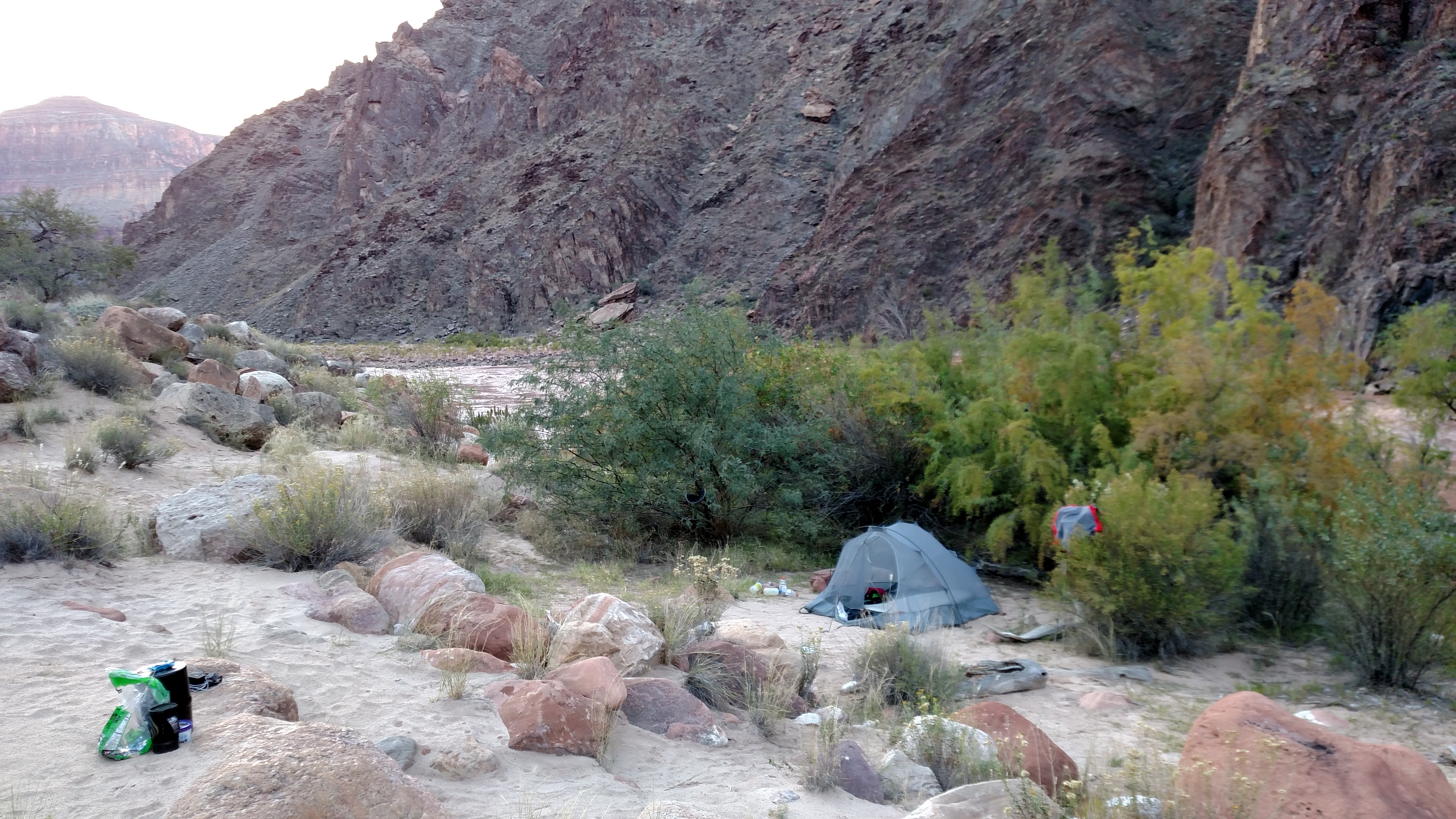 Granite Rapids Campsite