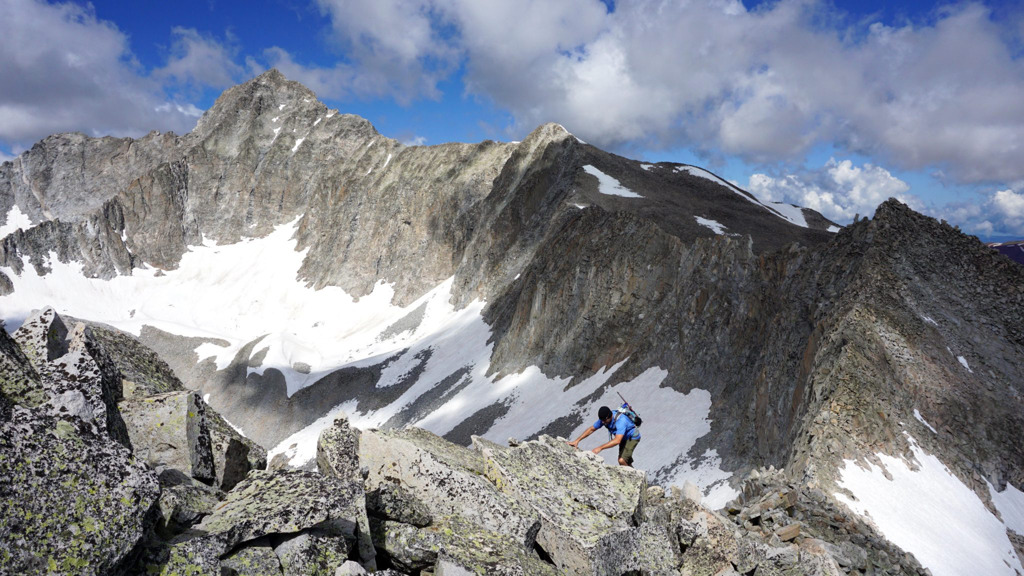 July Elk Hunting: Clark and Daly - Exploring the Rockies